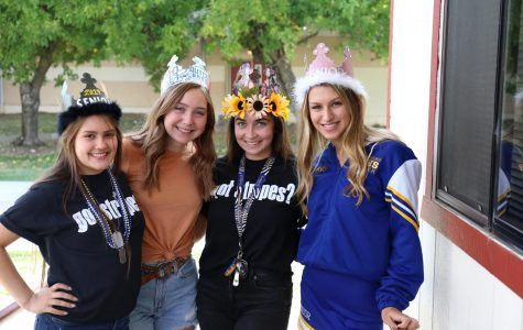 Senior Crowns