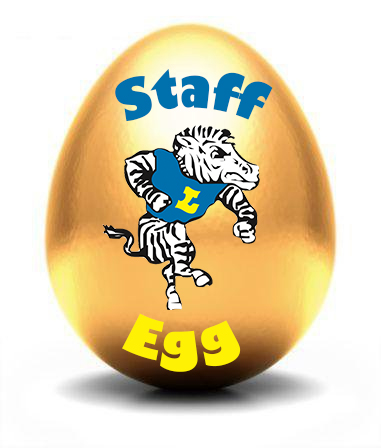 LHS Staff Golden Egg